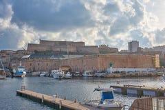 Saint Nicolas do forte de Marselha França Imagens de Stock Royalty Free