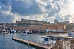 Saint Nicolas do forte de Marselha França Foto de Stock