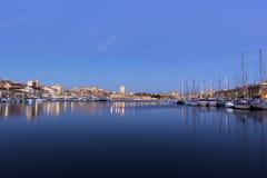 Saint Nicolas do forte em Marselha, França Foto de Stock