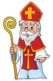 Saint Nicolas theme image 1 Stock Photo