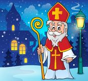 Saint Nicolas theme image 2 Royalty Free Stock Images