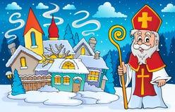 Saint Nicolas theme image 4 Royalty Free Stock Photo