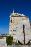 Saint Nicolas tower - La Rochelle Stock Photography