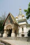 Saint Nikolai, Sofia Stock Image