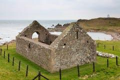 Saint Ninians Chapel Stock Image