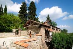 Saint Nino Bodbe Monastery foto de stock