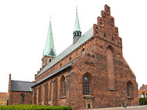Saint Olaf's Church, Helsingoer Royalty Free Stock Photography