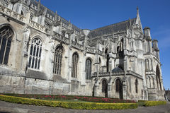 Saint Omer Cathedral, France Royalty Free Stock Photography