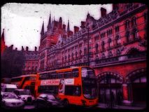 Saint-Pancras Photos stock