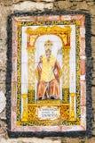 Saint Pancras of Taormina, Sicily Royalty Free Stock Photos