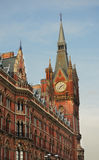 Saint Pancrass station Royalty Free Stock Photo