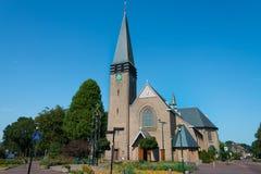 Saint Pancratius Church in Geesteren. Twente, the Netherlands stock photo