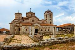 Saint Panteleimon Church Royalty Free Stock Photography