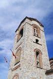 Saint Panteleimon church in Ohrid Stock Photos