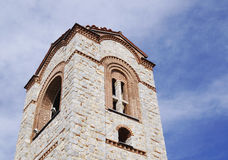 Saint Panteleimon church, Plaosnik Stock Photos