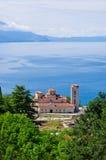 Saint Panteleimon monastery in Ohrid, Macedonia Royalty Free Stock Photography