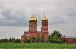 Saint Panteleimon Orthodox Church Royalty Free Stock Photos