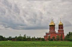 Saint Panteleimon Orthodox Church Stock Photography