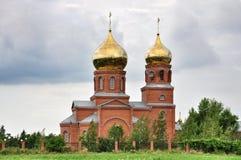 Saint Panteleimon Orthodox Church Stock Image