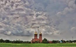 Saint Panteleimon Orthodox Church Royalty Free Stock Photography