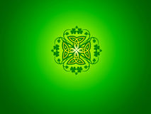 Saint Patrick�s Day background Royalty Free Stock Images