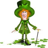 Saint Patrick Stock Photography