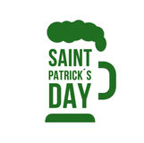 Saint Patrick Foto de Stock Royalty Free