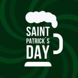 Saint Patrick Images libres de droits