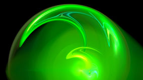 Saint Patrick abstract green background Royalty Free Stock Images