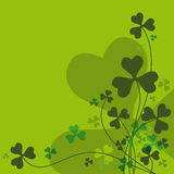 Saint patrick background Stock Photo