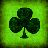 Saint Patrick background illustration Royalty Free Stock Photo