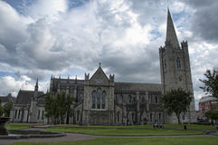 Saint Patrick Cathedral Dublin Stock Photos