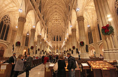 Saint Patrick Cathedral New York City, USA Royalty Free Stock Image