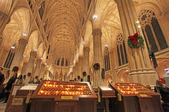 Saint Patrick Cathedral New York City, USA Royalty Free Stock Photography