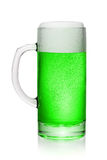 Saint Patrick day beer Royalty Free Stock Photography