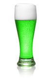 Saint Patrick day beer Stock Image