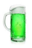Saint Patrick day beer Stock Photography