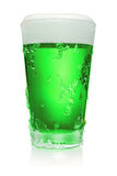 Saint Patrick day beer Stock Images