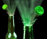 Saint Patrick Day Beer. Stock Photos