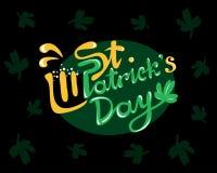 Saint Patrick day celebration Royalty Free Stock Images