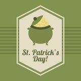 Saint patrick day Stock Photography
