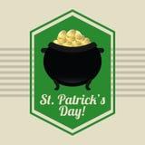 Saint patrick day Stock Image