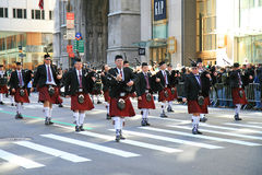 The Saint Patrick Day Parade Royalty Free Stock Images