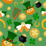 Saint Patrick Royalty Free Stock Photo