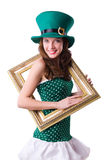 Saint Patrick holiday concept Royalty Free Stock Image