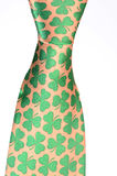 Saint Patrick Necktie Stock Photography
