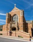 Saint Patrick Roman Catholic Parish imagens de stock royalty free