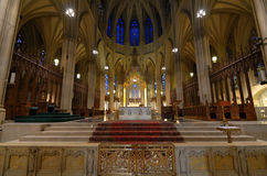 Saint Patrick's Cathedral Royalty Free Stock Photo