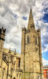 Saint Patrick's Cathedral in Dublin Stock Photo