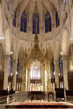 Saint Patrick's cathedral Royalty Free Stock Image